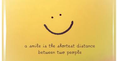 il potere di un sorriso - amiche di fuso