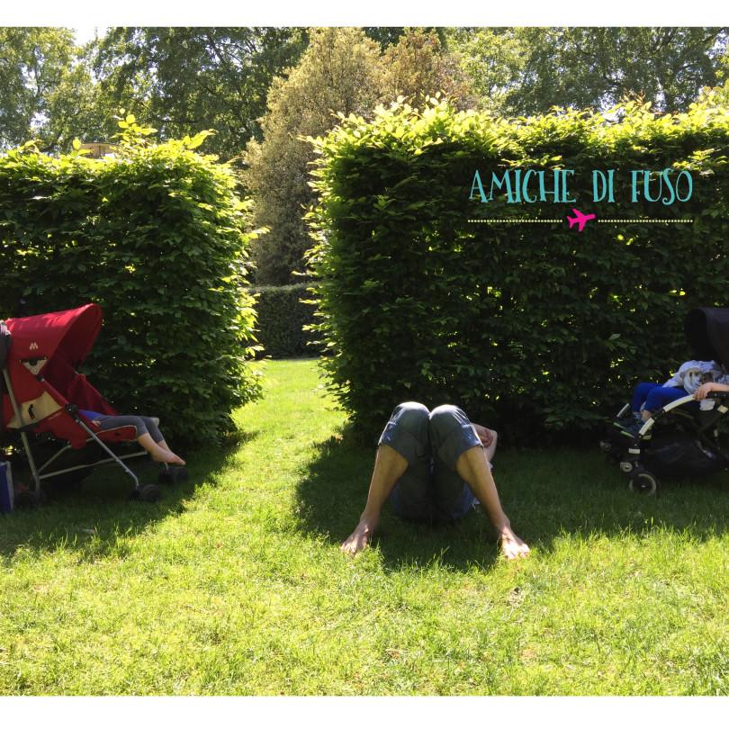 picnic a Parigi - amiche di Fuso