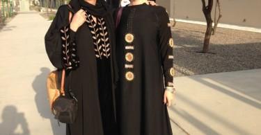 Anna amica di fuso in Arabia