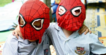 Spiderman mania