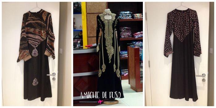 abaya arabia saudita