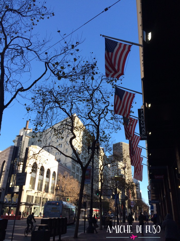 Scoperta di San Francisco - Downtown