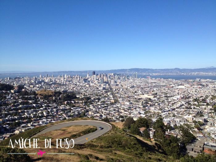 Scoperta di San Francisco - Twin Peaks - Amiche di Fuso
