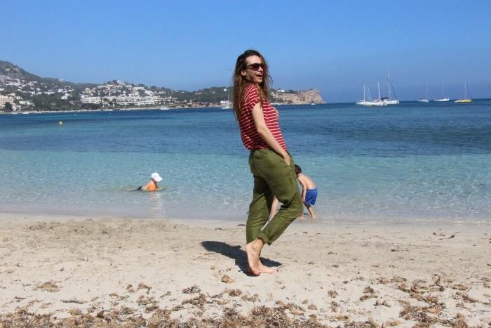 elena e Ibiza