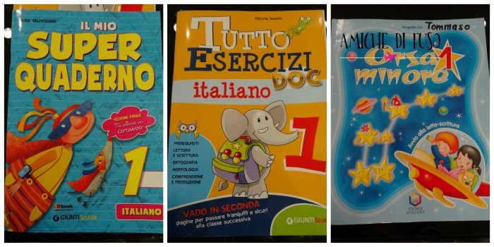 libri per insegnare l'italiano
