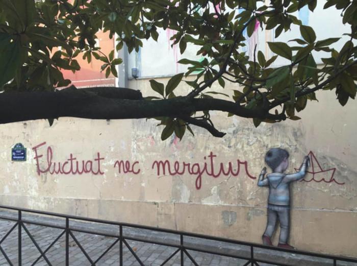 Street Art - Seth