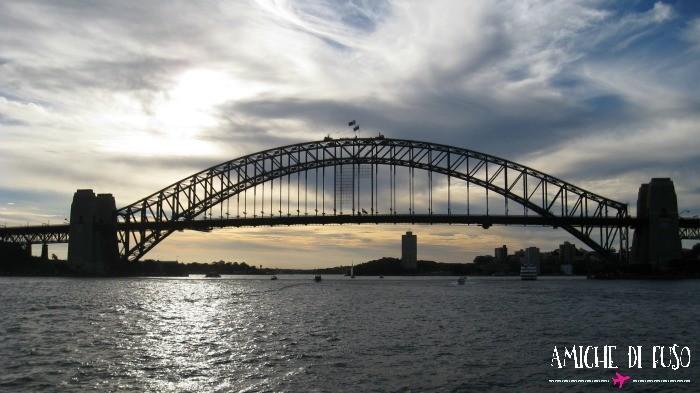 alla scoperta di Sydney, Harbour Bridge