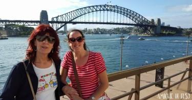 madre e figlia a Sydney