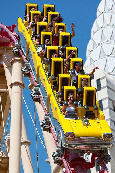 las-vegas-rollercoaster