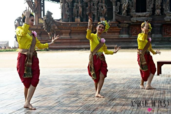Balli tradizionali Thai