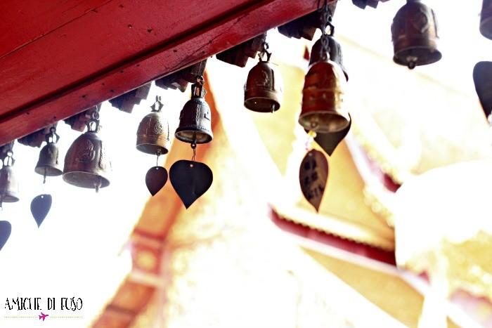 Campanellini al tempio