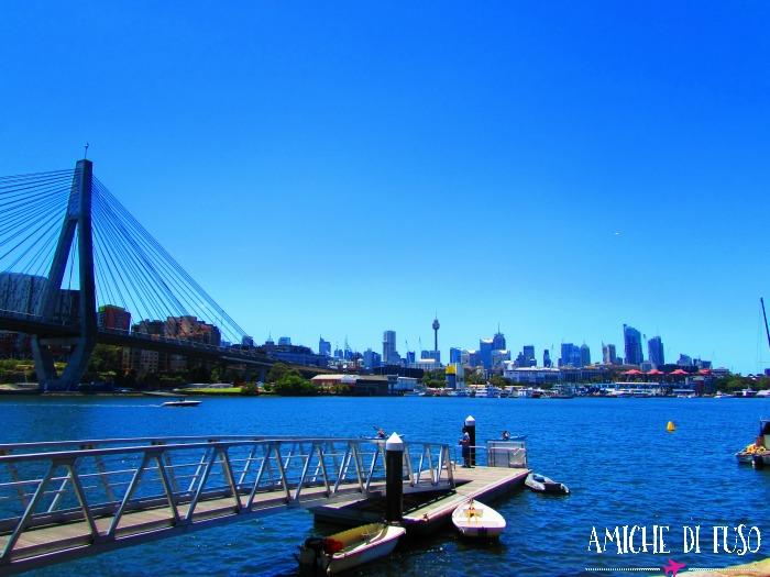 Bicentennial park Sydney