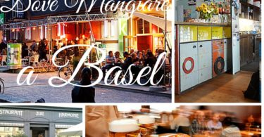 Dove Mangiare a Basel