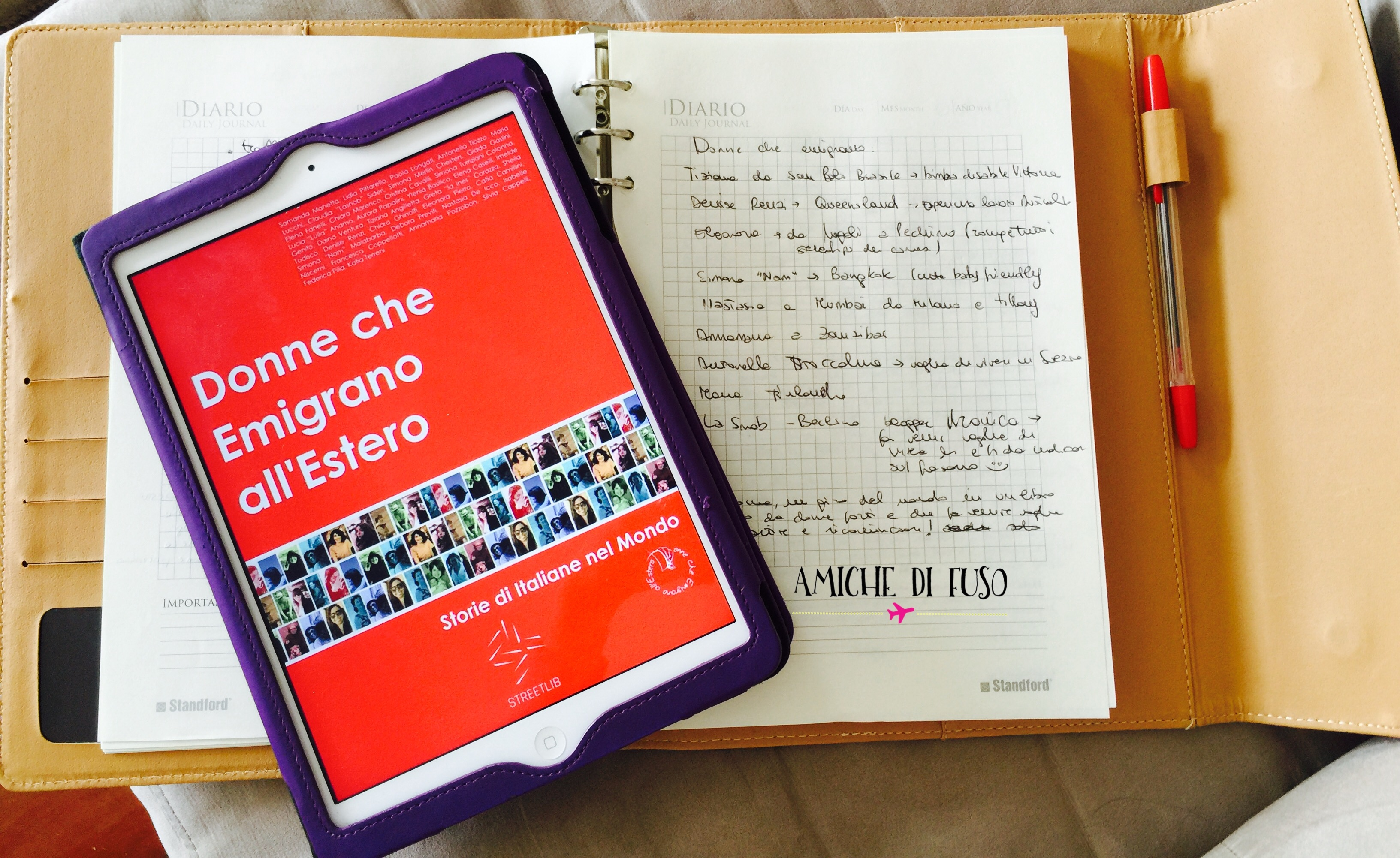 Donne che emigrano all'estero – il libro