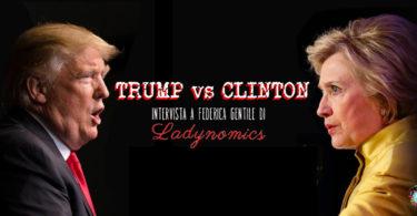 Trump vs Clinton - Amiche di Fuso