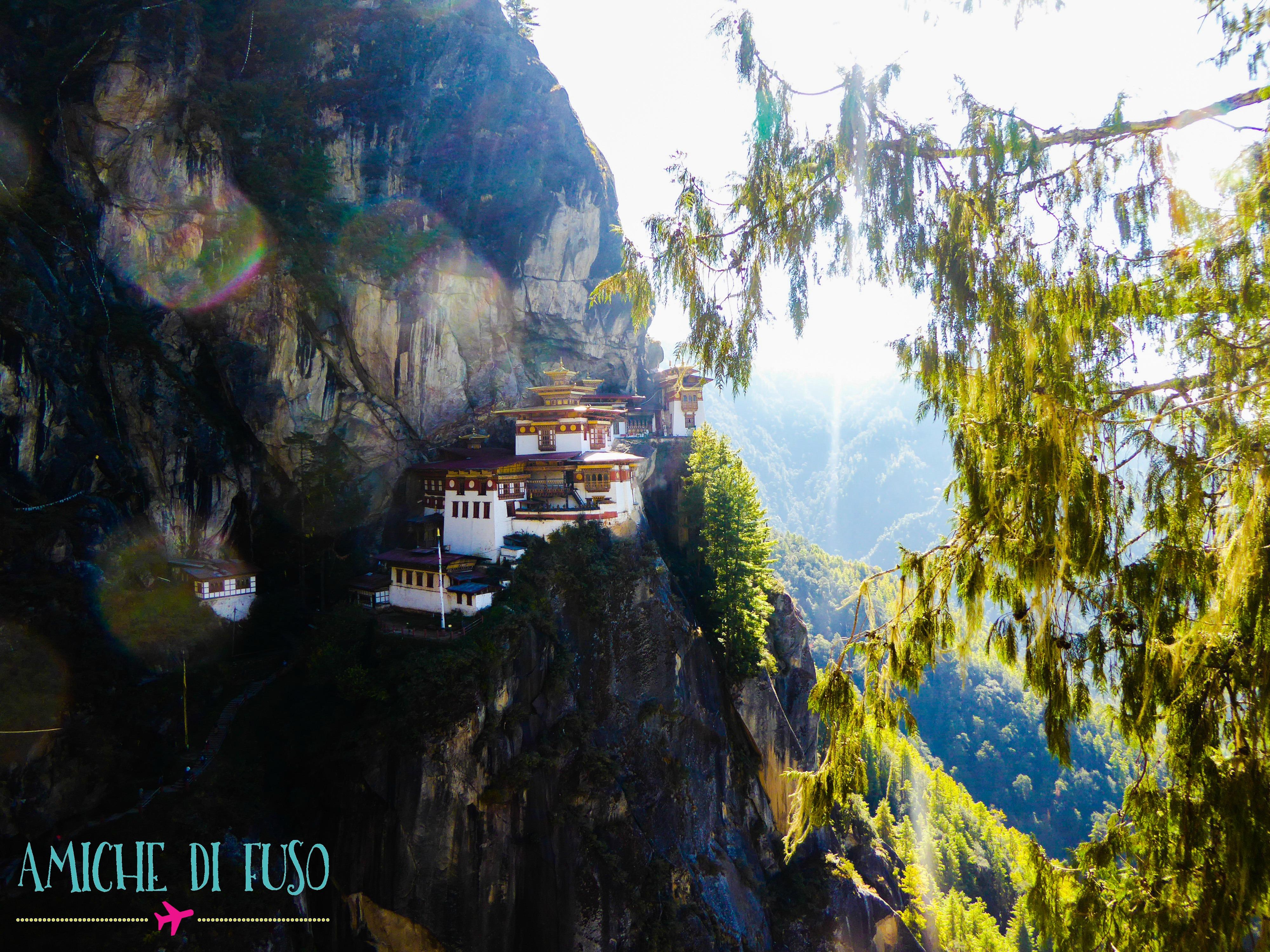 Verso il Nido della Tigre: il monastero di Taktsang