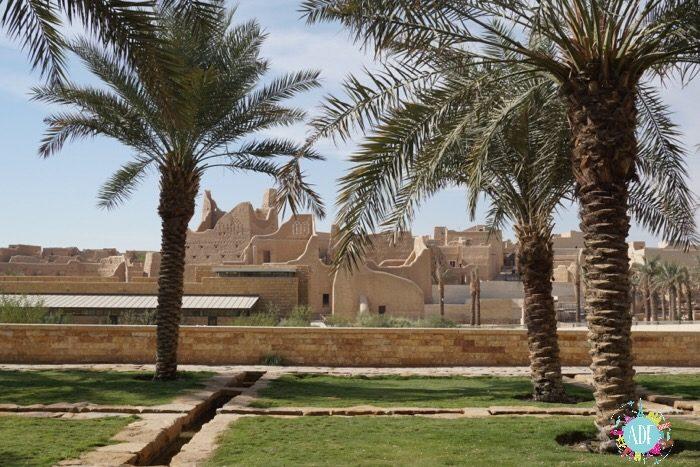 5 tesori di Riyadh - Amiche di fuso