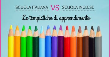Differenze fra scuola inglese e italiana
