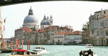 Venezia per combattere il mal d'espatrio