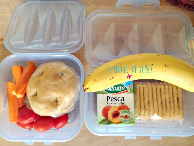 Idee Per Pranzi Sani : Idee per un sano lunch box amiche di fuso il magazine per gli