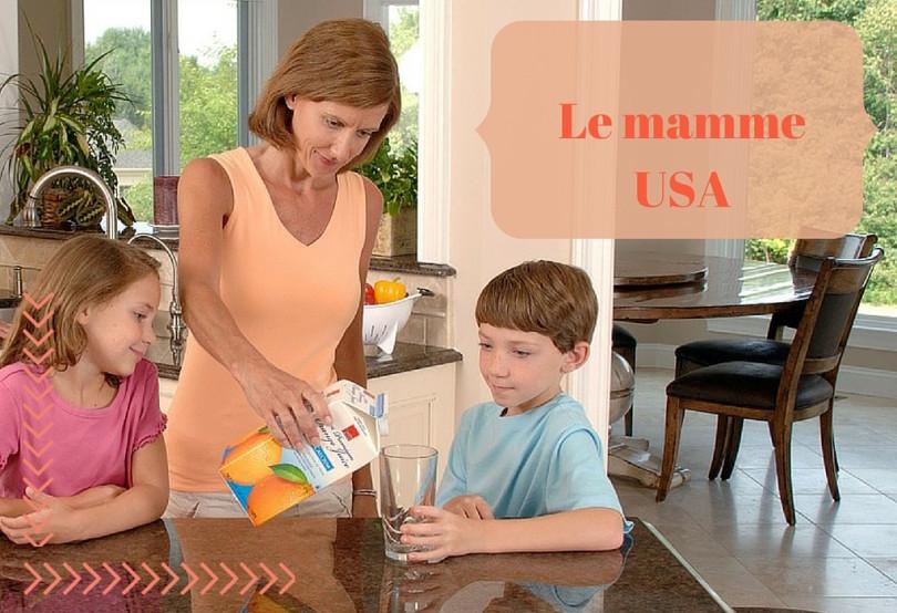 Le mamme USA amiche di fuso