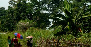 Vivere in Congo - Amiche di fuso