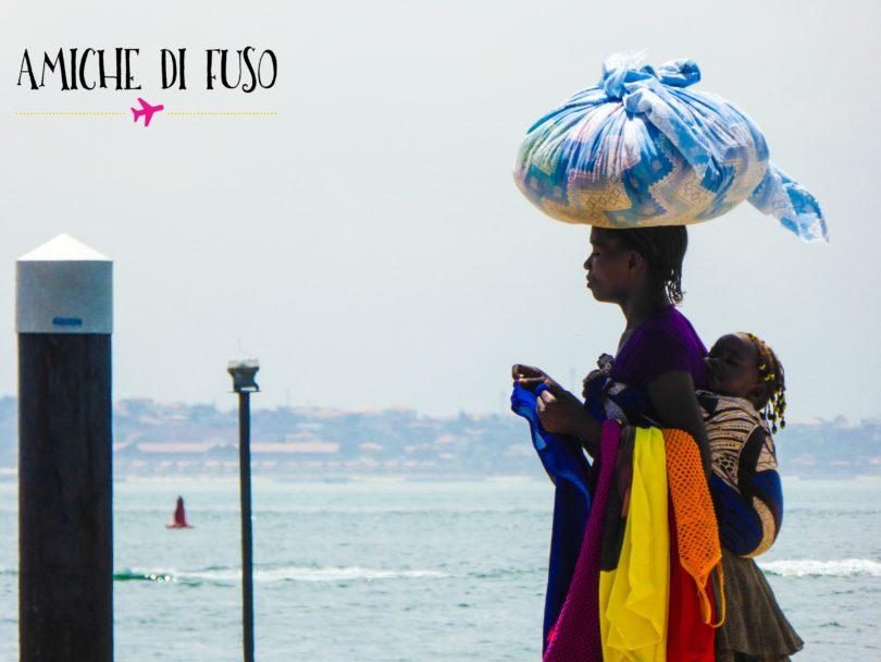 Vivere in Angola - Amiche di Fuso -