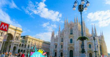 Ritornare in Italia - Amiche di fuso
