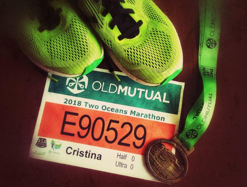 Maratona di Cape Town - Amiche di Fuso
