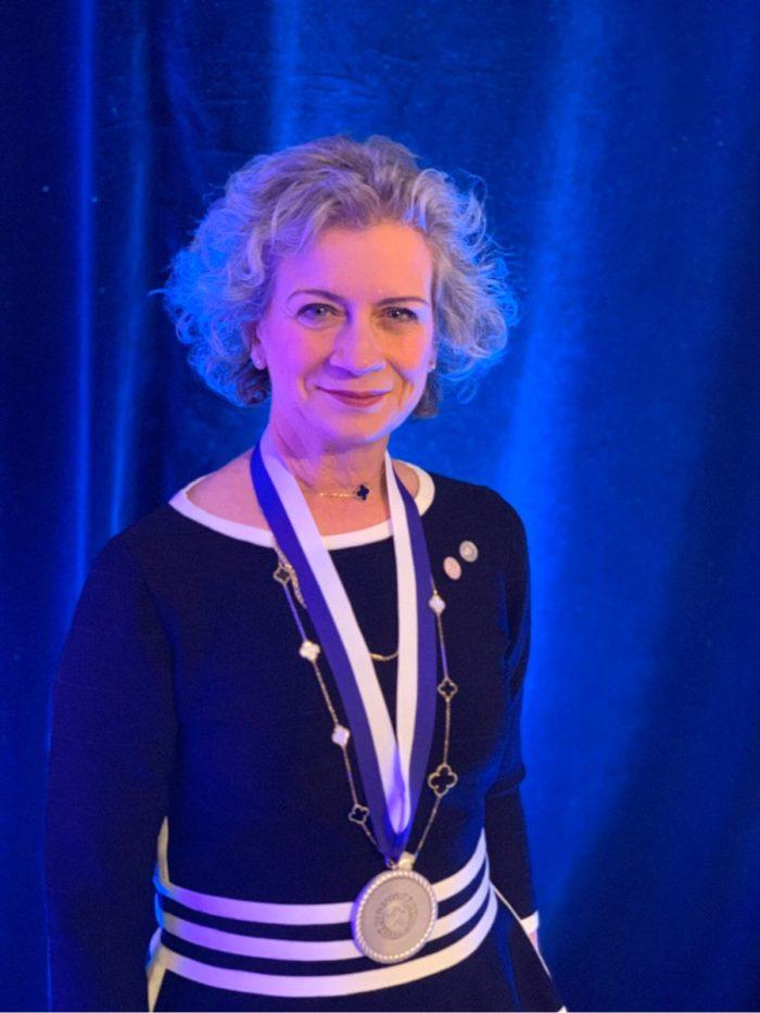 Maria Angela Capello, un'italiana in Kuwait