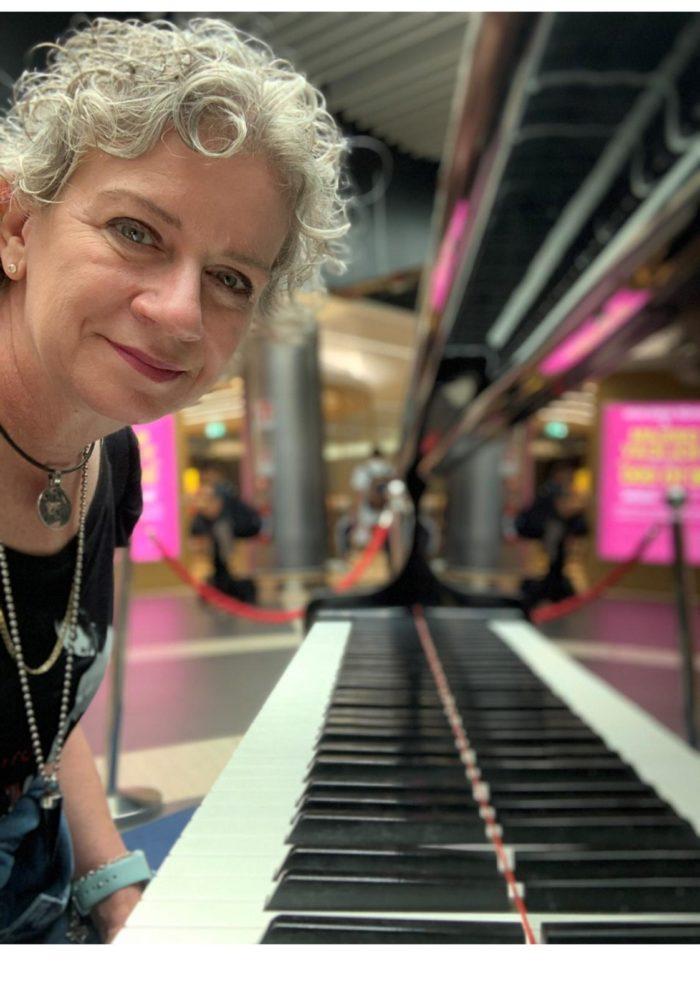 Maria Angela Capello e la passione per il piano