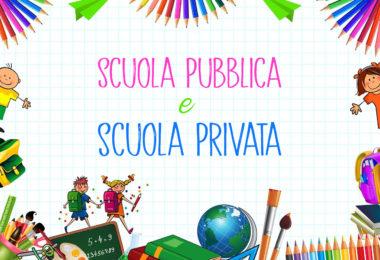 Scuola pubblica e privata