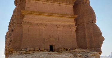 Mada'in Saleh a Al Ula