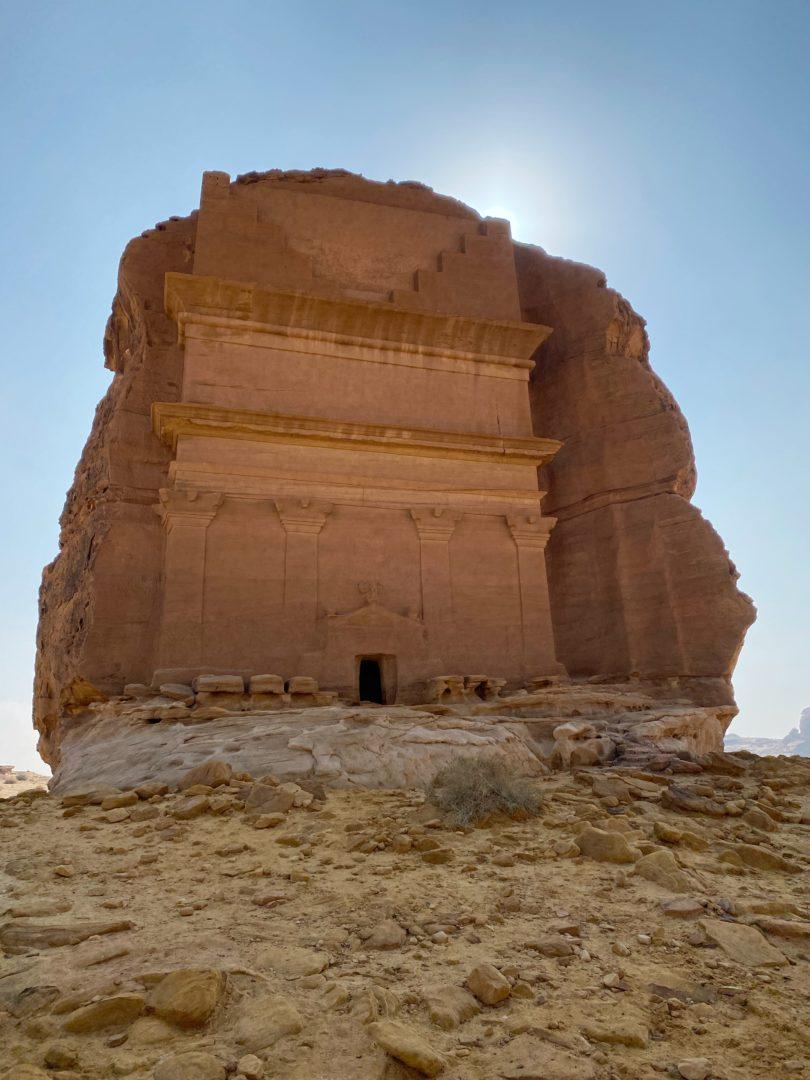 Mada'in Saleh a Al Ula