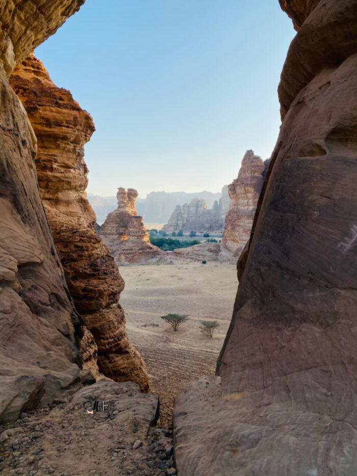 le rocce di Al Ula