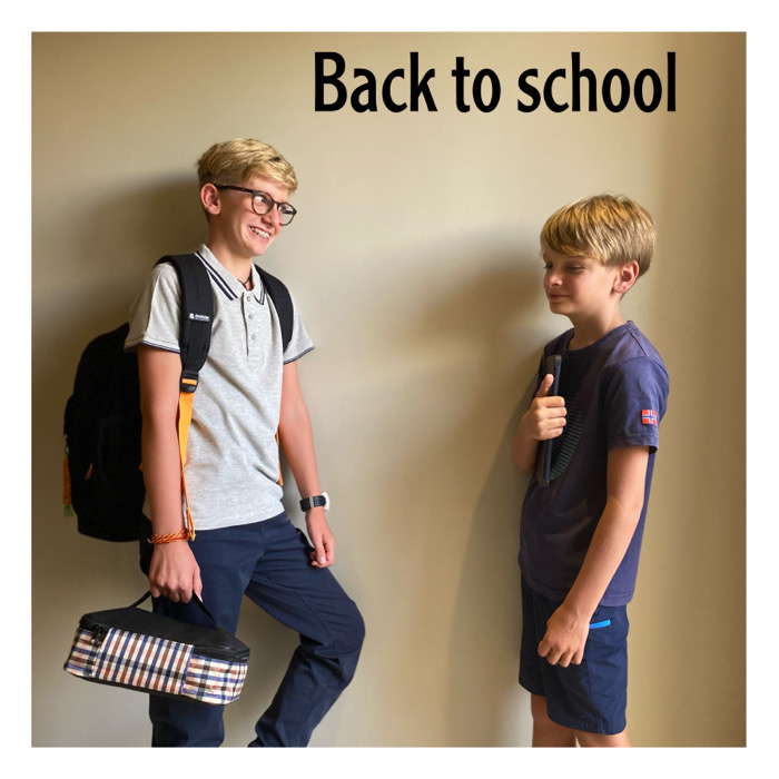 Back to school in presenza